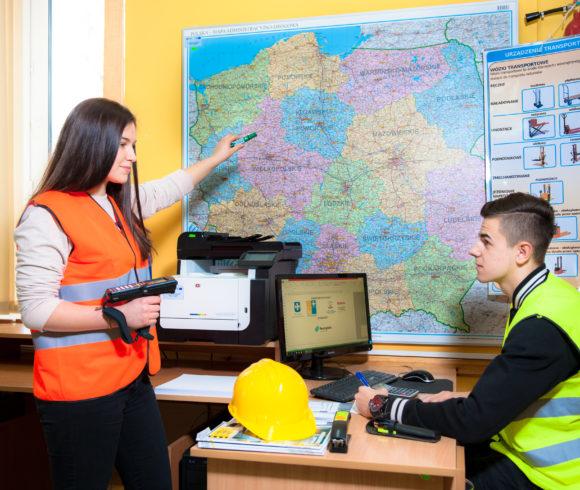 Technik logistyk (logistyczne programy komputerowe)