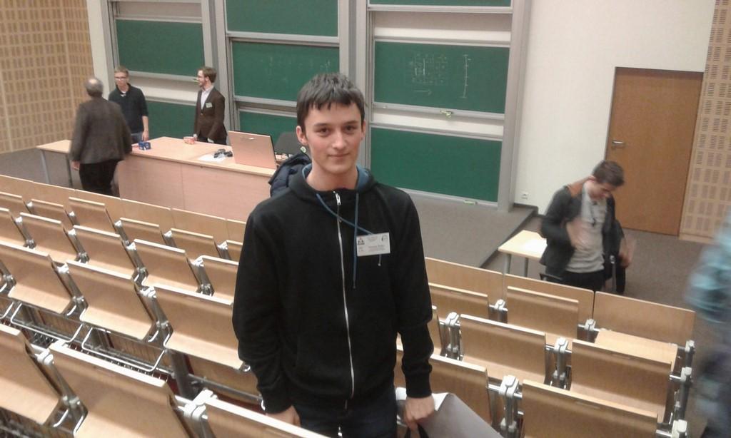 Mateusz Joniec uczestnikiem II etapu Olimpiady Informatycznej