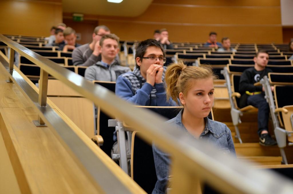 Uczniowie naszej szkoły w II etapie 43. Olimpiady Wiedzy Technicznej