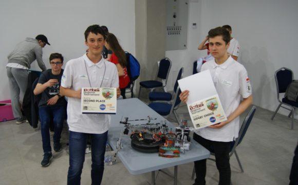 Nasi uczniowie budują najlepsze roboty wEuropie