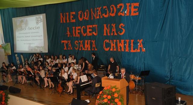 100-lecie szkoły