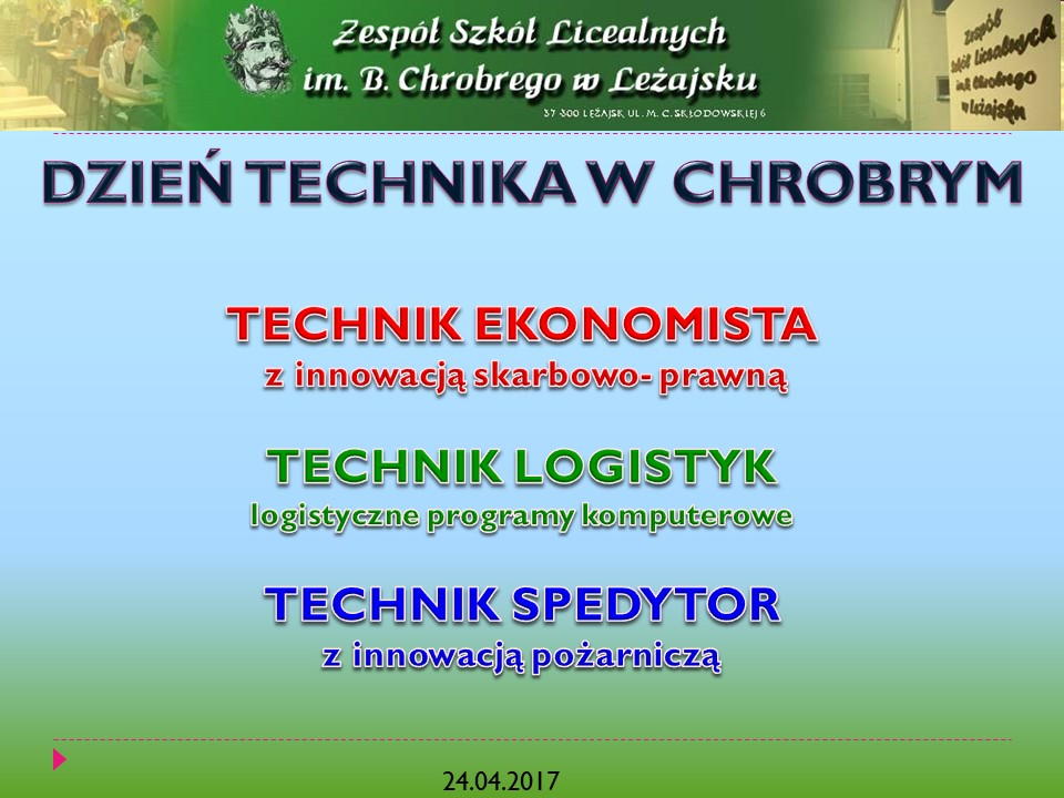 Podsumowanie Dnia Technika 2017