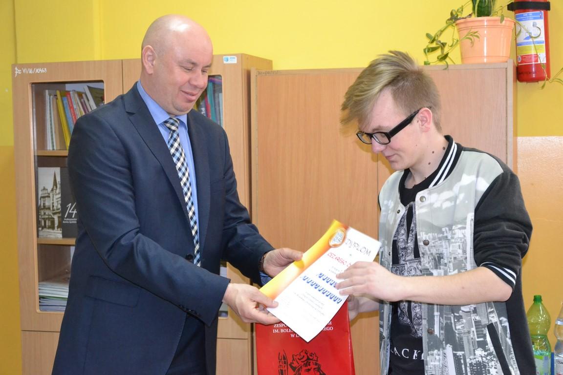 """Szkolny Konkurs """"Mistrz Klawiatury 2017"""""""