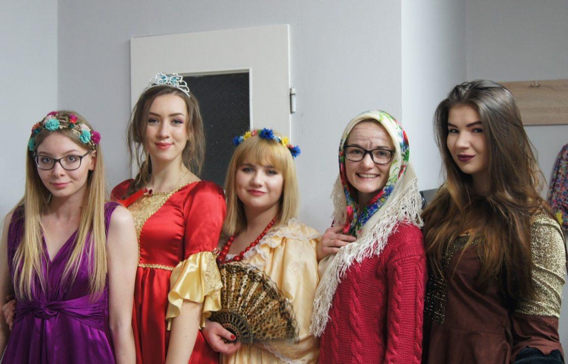 THE POLYGLOTS na XVIII Festiwalu Szkolnych Teatrów Obcojęzycznych w Rzeszowie