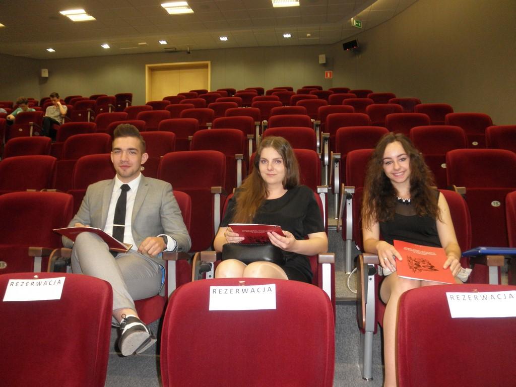 Drugie miejsce wwojewódzkim konkursie Przedsiębiorczość wpraktyce