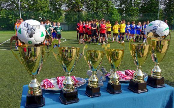 IV Turniej Piłki Nożnej oPuchar Dyrektora ZSL