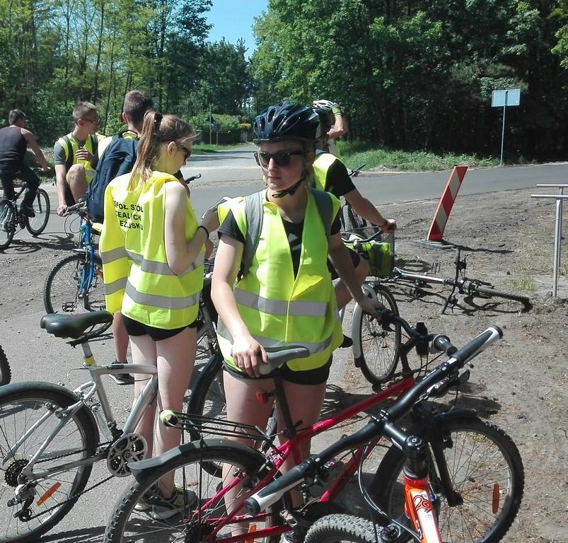 Obóz rowerowy klasy Iws
