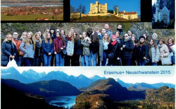 Wizyta partnerska wMeitingen (Niemcy) wramach realizacji projektu Erasmus+
