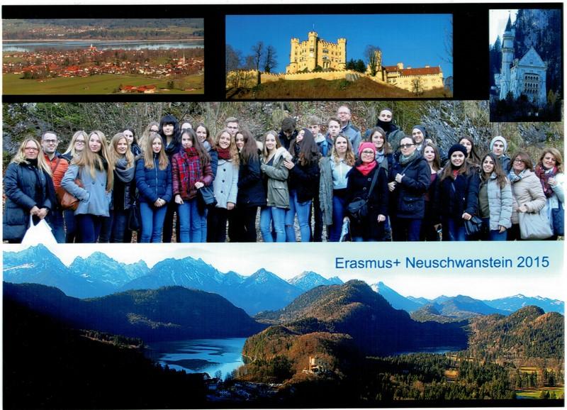 Wizyta partnerska w Meitingen (Niemcy) w ramach realizacji projektu Erasmus+