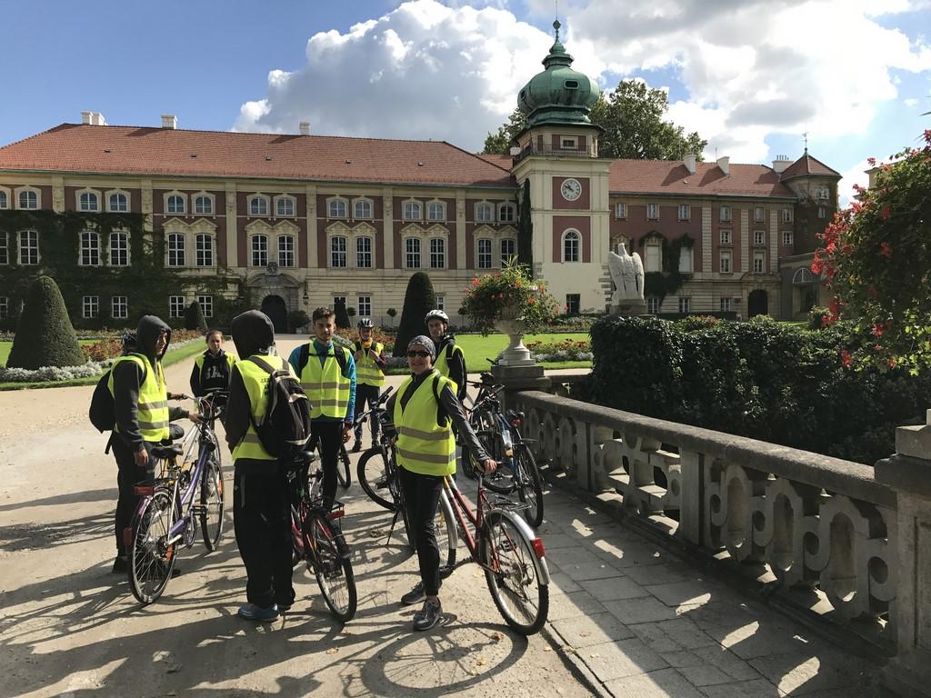 Rajd rowerowy klasy sportowej
