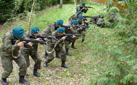 Obóz szkoleniowy klasy wojskowej ipożarniczej