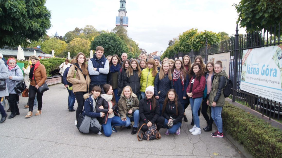 Pielgrzymka Maturzystów, Wychowawców i Katechetów Archidiecezji Przemyskiej na Jasną Górę