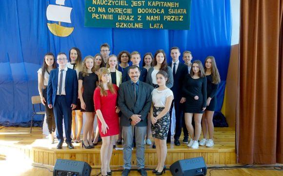 Dzień Komisji Edukacji Narodowej wZespole Szkół Licealnych