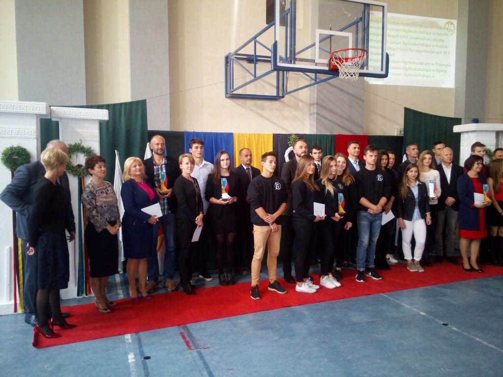 Podsumowanie współzawodnictwa sportowego szkół zarok szkolny2016/2017