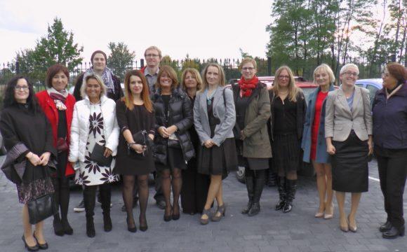 I międzynarodowe spotkanie nauczycieli w ramach projektu Erazmus+