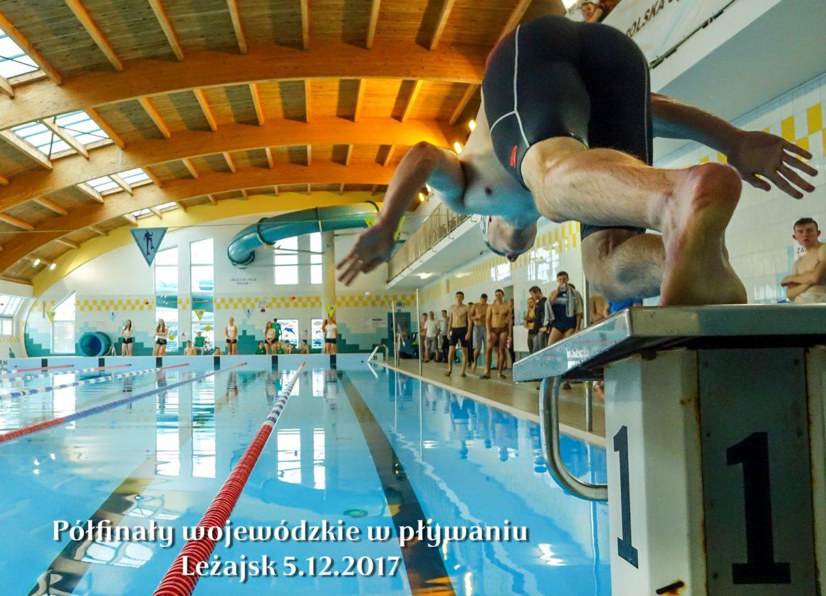 Wojewódzkie Półfinały z pływania