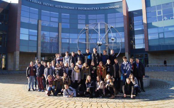 Warsztaty naUniwersytecie Jagiellońskim