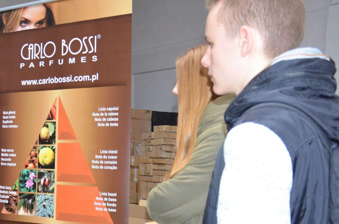 W zapachu Carlo Bossi
