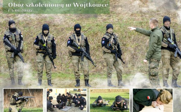 Obóz szkoleniowy wWojtkówce