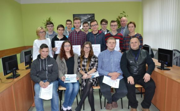 Trzech uczniów naszej szkoły wfinale  XXXIII Konkursu Matematycznego im.prof. Jana Marszała
