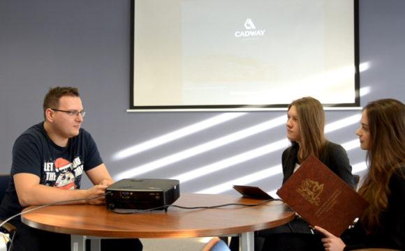 Wywiad z panem Jakubem Kocójem – prezesem firmy Cadway