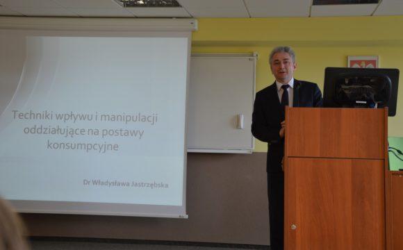Klasa ekonomiczna naUniwersytecie Rzeszowskim