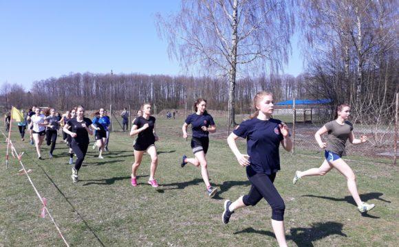 Udany występ biegaczy wRejonowej Licealiadzie wprzełajach