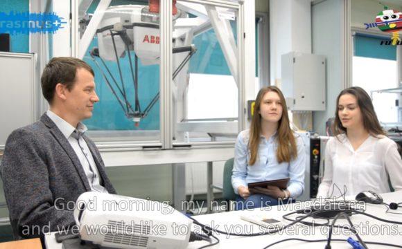 Wywiad z profesorem Andrzejem BURGHARDTEM