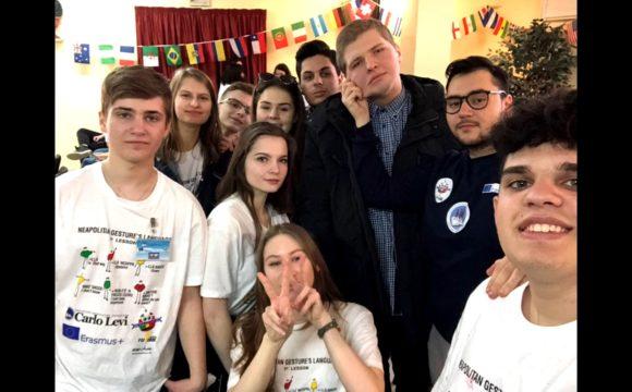 ERASMUS+ in Italy '2018