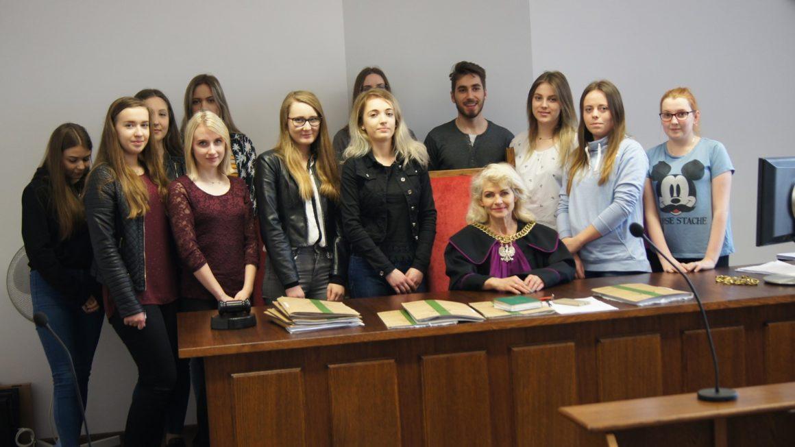 Ekonomiści w Sądzie Rejonowym w Leżajsku