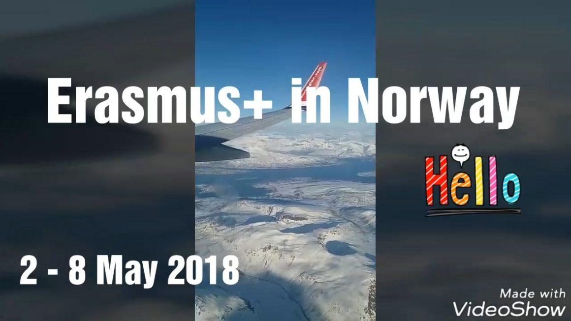 ERASMUS+ – wspomnienia zNorwegii