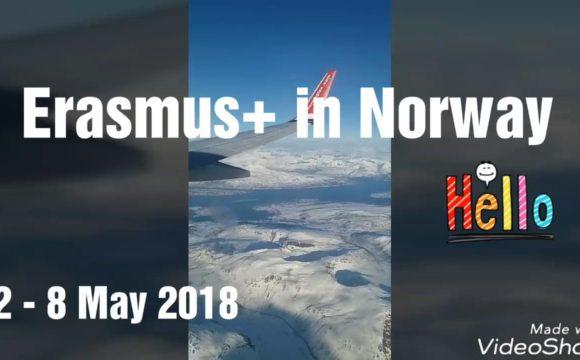 ERASMUS+ – wspomnienia z Norwegii