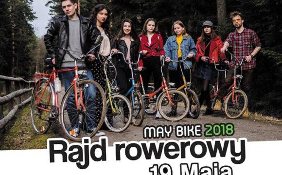 MAY BIKE 2018 – Rajd Rowerowy