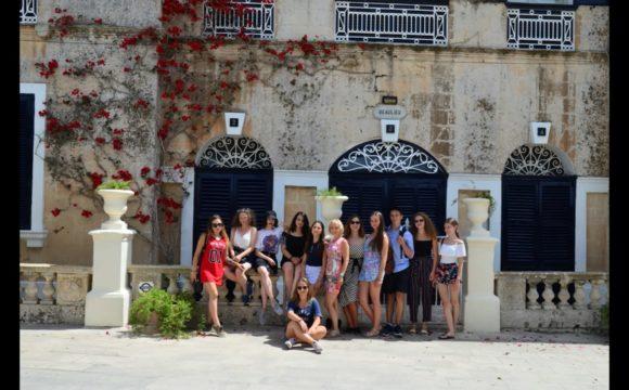 Warsztaty Języka Angielskiego na Malcie (30.05-06.06.2018)