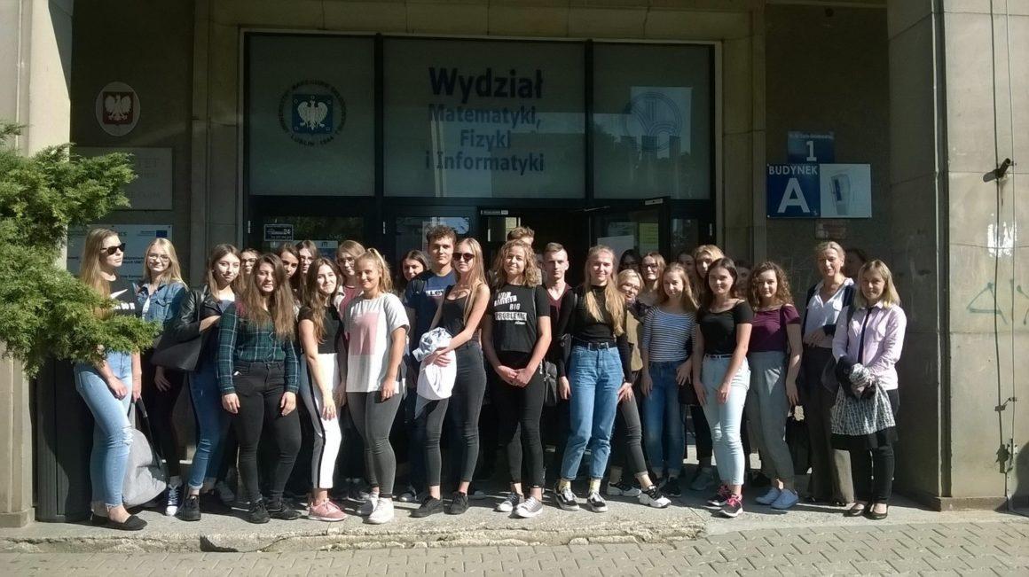 Wykłady z matematyki na UMCS w Lublinie
