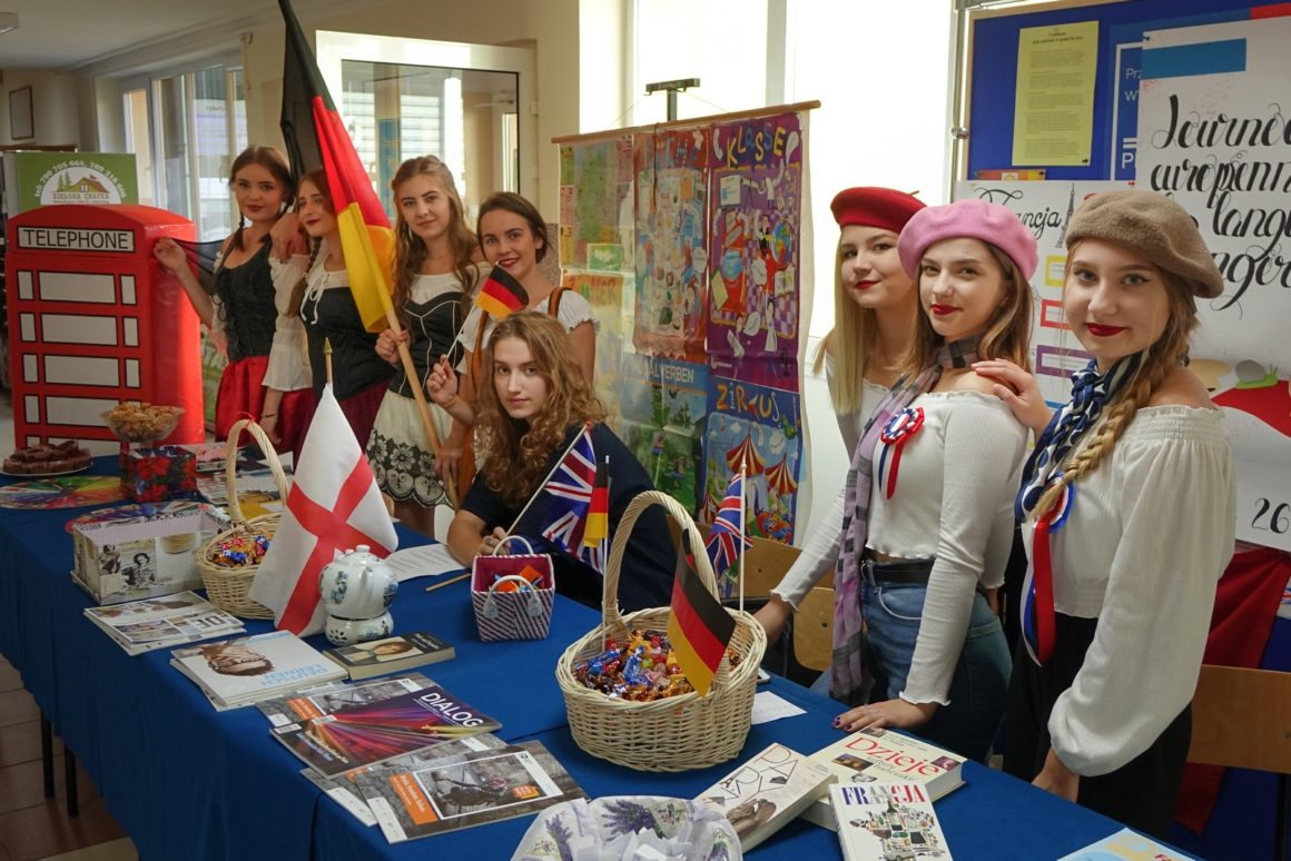 Europejski Dzień Języków w Chrobrym