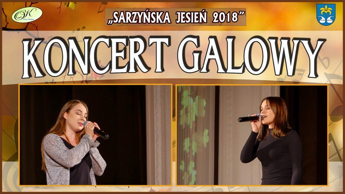 "Konkurs piosenki ""Sarzyńska Jesień 2018"""