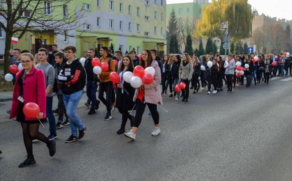 Uroczystości 100-lecia Odzyskania Niepodległości POLSKI wChrobrym