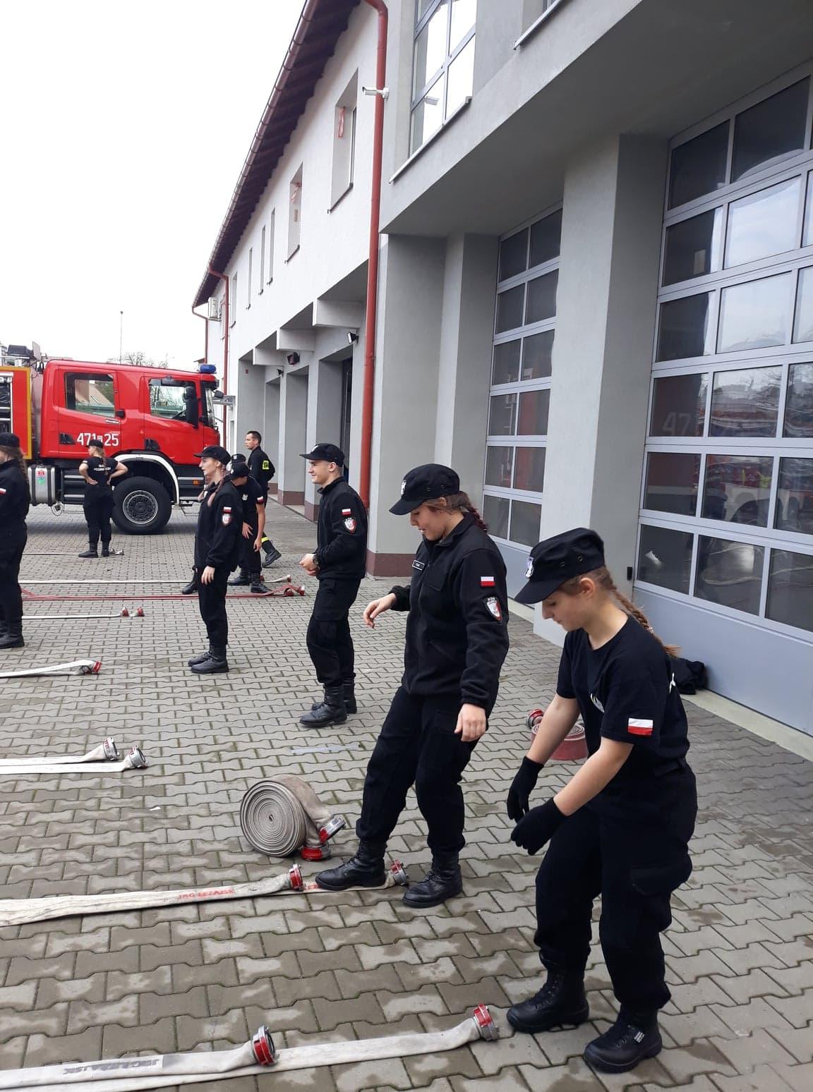 Zajęcia szkoleniowe