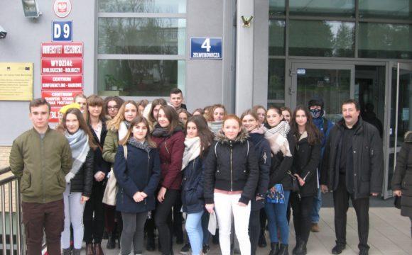 Ekonomiści na Uniwersytecie Rzeszowskim