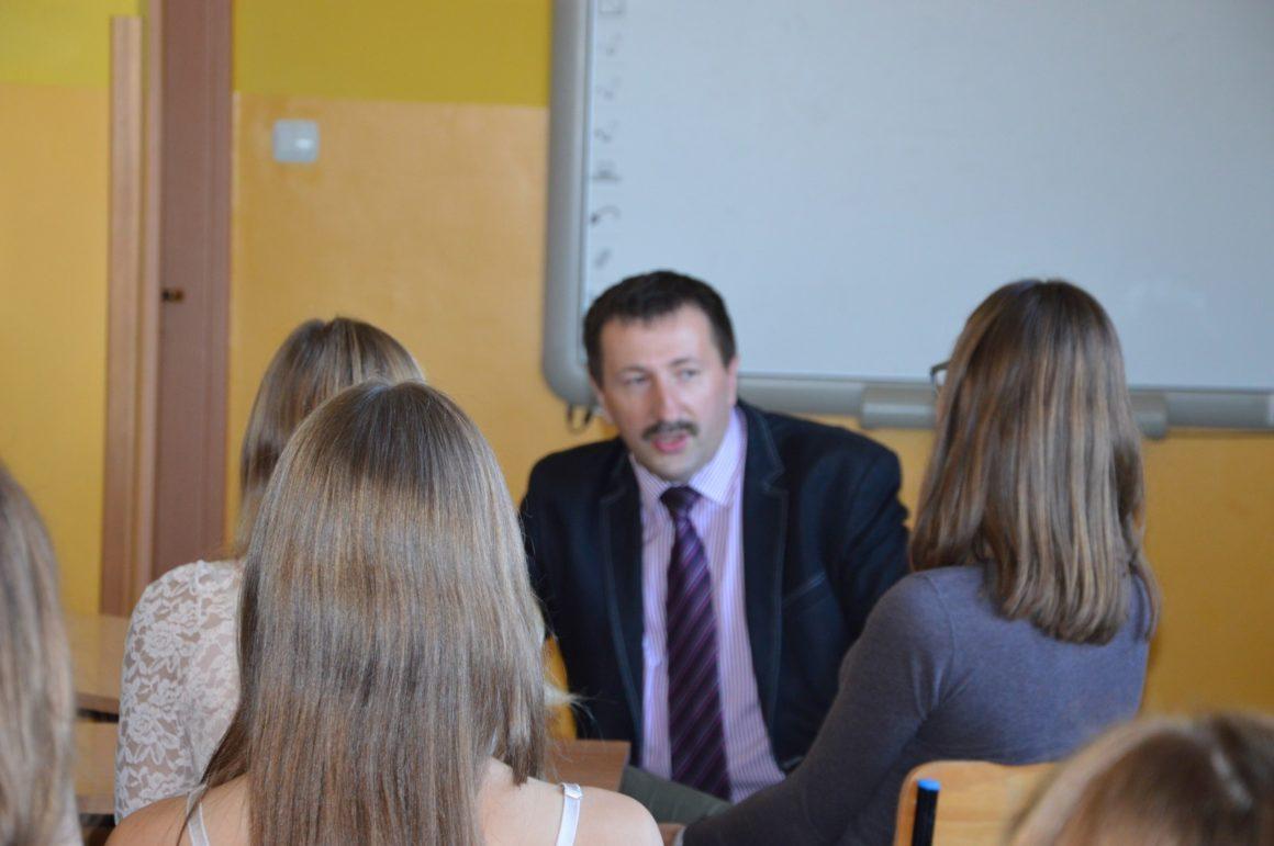 Warsztaty w 2 TE w ramach patronatu Uniwersytetu Rzeszowskiego