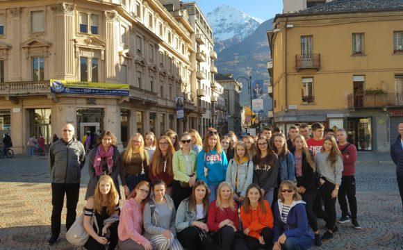 Wspomnienia z pobytu w Chatillon na praktykach zagranicznych… :-)