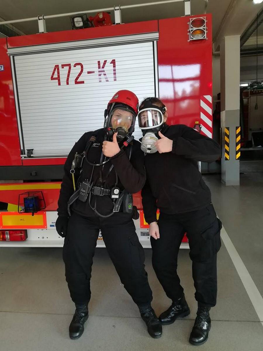 Klasy pożarnicze naobozie