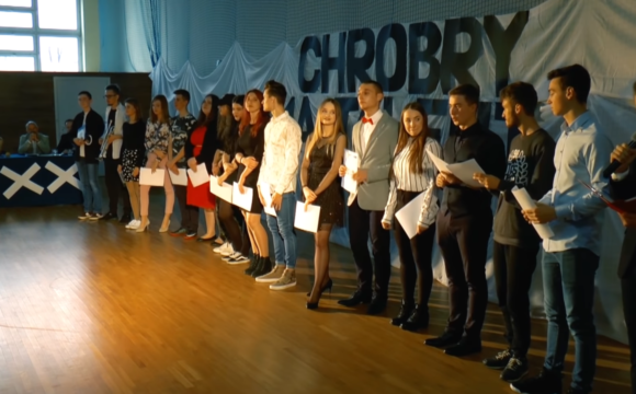 Chrobry ma TALENT – film