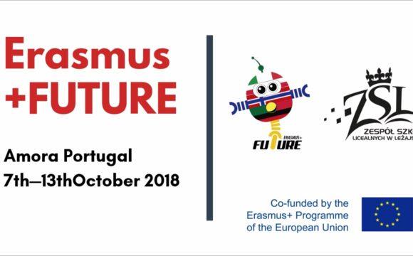 ERASMUS+ w Portugalii (wyk Zuzanna Ostolska)