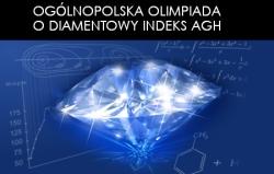 Ogólnopolska Olimpiada o Diamentowy Indeks AGH z fizyki