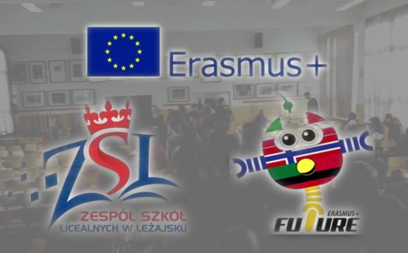 Konkurs na Biznes Plan oraz upowszechnianie projektu ERASMUS+ FUTURE