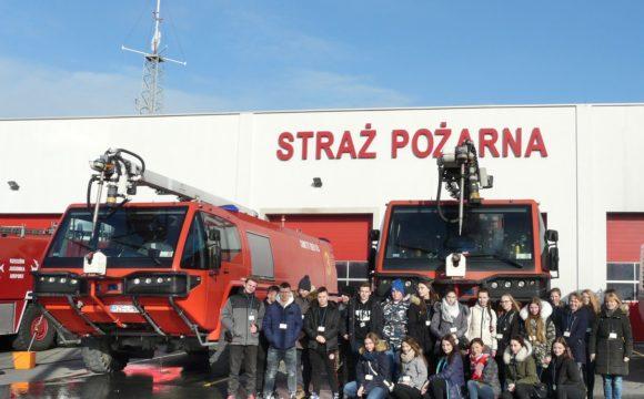 Spedytorzy w Porcie Lotniczym Rzeszów- Jasionka