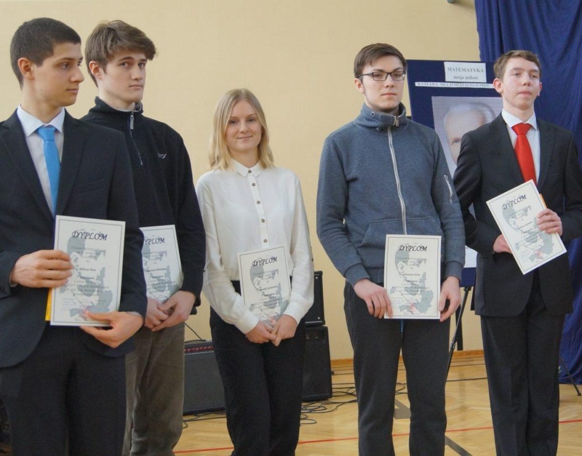 Sukces Sebastiana w Finale Konkursu Matematycznego