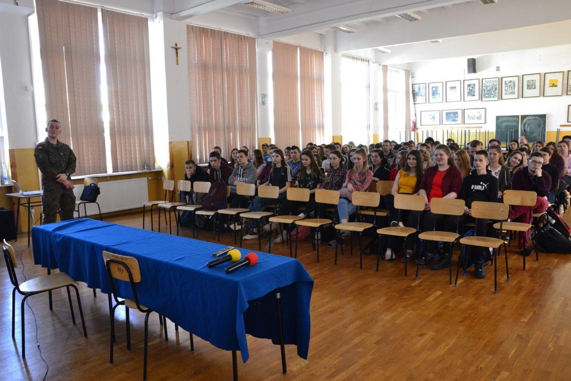 Szkoła wojskowa z Wrocławia